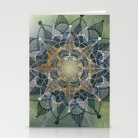 Heart Chakra Stationery Cards