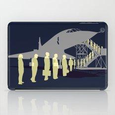 Final flight iPad Case