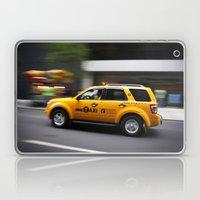 Follow That Car Laptop & iPad Skin