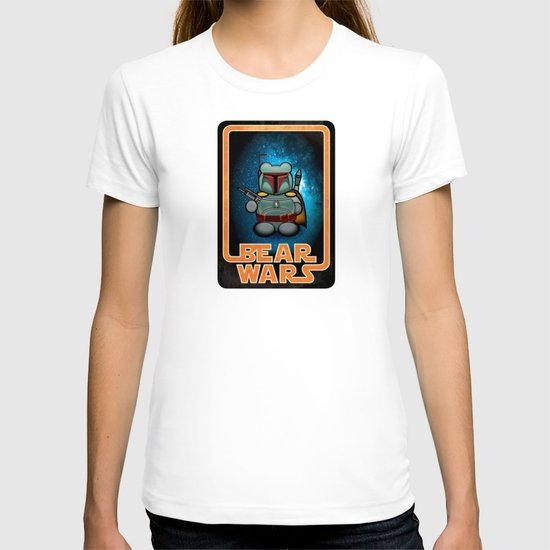 Bear Wars - Bobba Furry T-shirt
