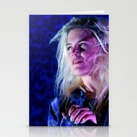 Alison Mosshart // The K… Stationery Cards