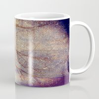 Galaxy + Nature Reflecti… Mug
