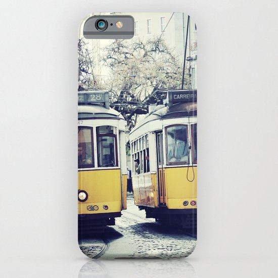 Yellow Lisbon iPhone & iPod Case