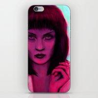 Mia iPhone & iPod Skin
