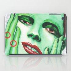 Close Up 7 iPad Case