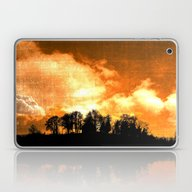 Mystical Hill Laptop & iPad Skin