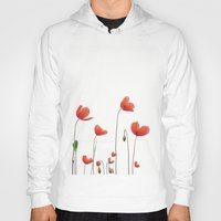 Poppy Love Hoody