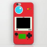 Pokedex iPhone & iPod Skin