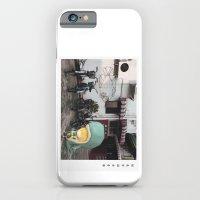 Whale Boy in Hong Kong iPhone 6 Slim Case