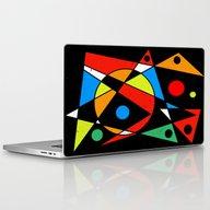 Abstract #120 Laptop & iPad Skin