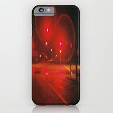 Red Lights iPhone 6 Slim Case