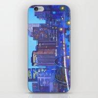 Denver Skyline iPhone & iPod Skin