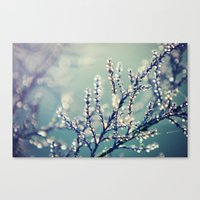 Once Upon A Time In Octo… Canvas Print
