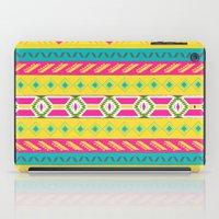 Tribal Brights iPad Case