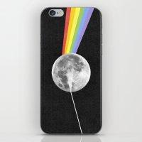Dark Side of the Moon. iPhone & iPod Skin
