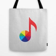 Music Theory Tote Bag
