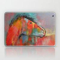 Red Horse Laptop & iPad Skin