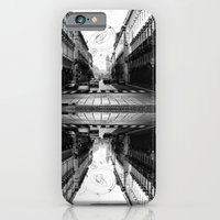 iPhone & iPod Case featuring Torino UNDERWORLD by Anna Andretta