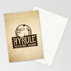 Hyrule Poultry Farms Stationery Cards