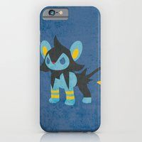 iPhone & iPod Case featuring Luxio by JHTY