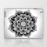 Laptop & iPad Skin featuring Mandala VII - Tribal by Ale Ibanez