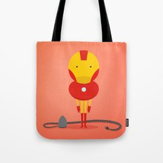 My ironing Hero! Tote Bag