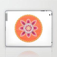 Suzani inspired floral 1 Laptop & iPad Skin