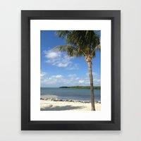Islamorada, Florida Keys Framed Art Print
