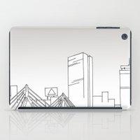 Boston Skyline iPad Case