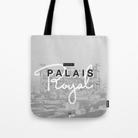 Palais Royal Tote Bag