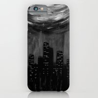 iPhone & iPod Case featuring City Of Ashes by Morgan Ralston