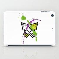 Splatoon - Turf Wars 2  iPad Case