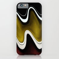 iPhone & iPod Case featuring Ribbons by AZerhusen