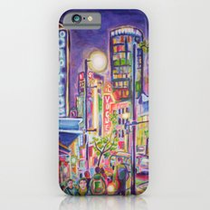 Granville At The Warehouse, Vancouver iPhone 6s Slim Case