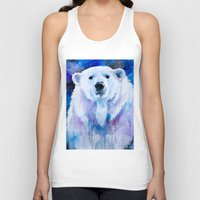 Polar bear  Unisex Tank Top