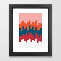 Theme Park Framed Art Print