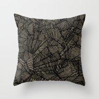 - étoile Noire [blackst… Throw Pillow