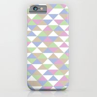 iPhone & iPod Case featuring Triangle Pattern #3 by LoMoCo