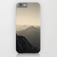 Mountain Side Color Photography Germany Europe Nature Slim Case iPhone 6s