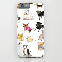 adopt a dog iPhone 6 Slim Case