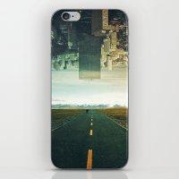 Roads Ahead iPhone & iPod Skin