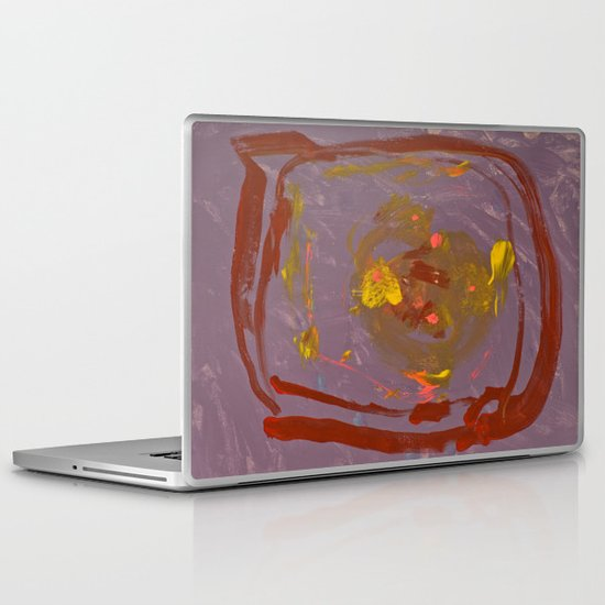 Abstrainia Laptop & iPad Skin