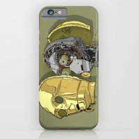 iPhone & iPod Case featuring C Thru PO by Fiction Design