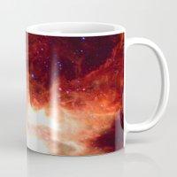 Burning Star Mug
