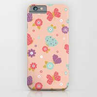 Butterfly Garden iPhone 6 Slim Case