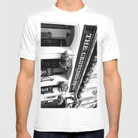 The Crutched Friar pub London Mens Fitted Tee White SMALL