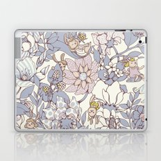 Garden party - jasmine tea version Laptop & iPad Skin