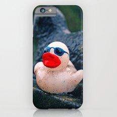 Graveyard duck iPhone 6 Slim Case
