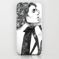 iPhone & iPod Case featuring In Dots by Anna Tromop Illustration
