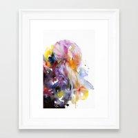 The Listener Framed Art Print